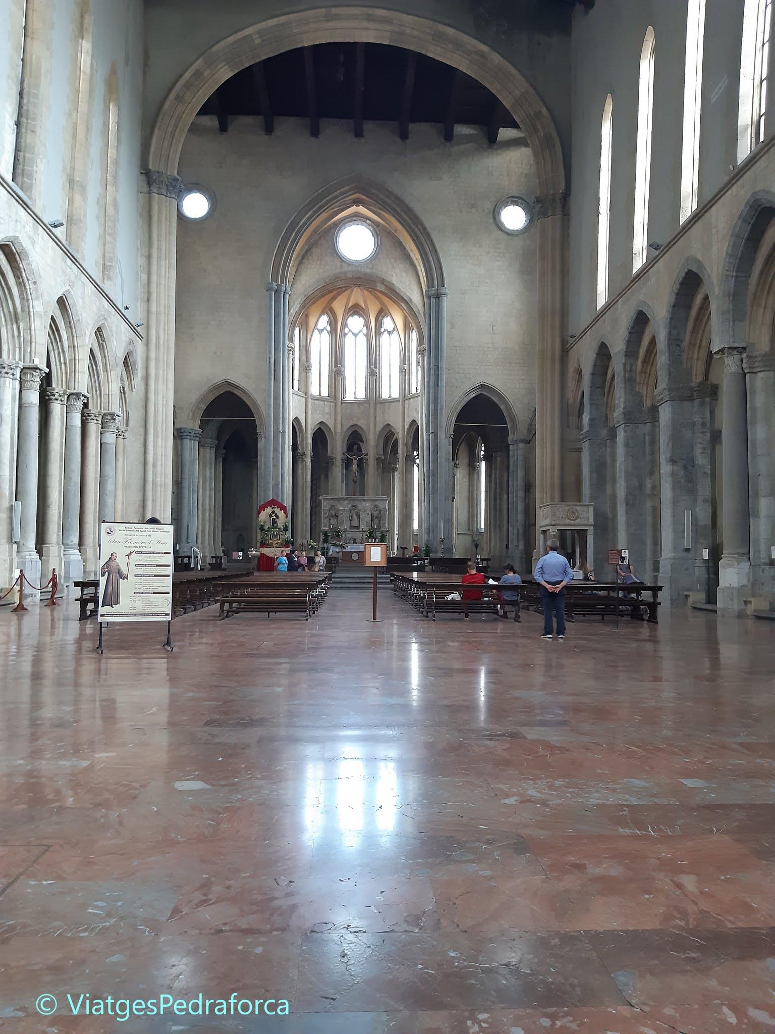 Campania, Itàlia, Centre Históric de Nàpols, Patrimoni de la Humanitat, Unesco