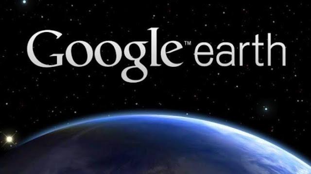 Google Earth perlihatkan ruang angkasa lewat aplikasi ponsel