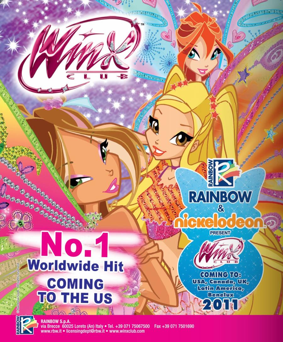 Winx Club On Nickelodeon: Winx Club