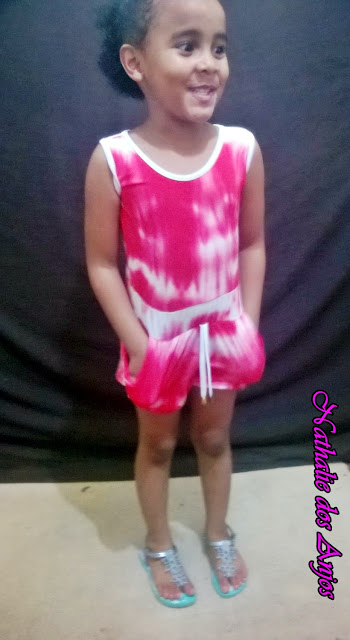 Look do dia - Infantil - Macacão