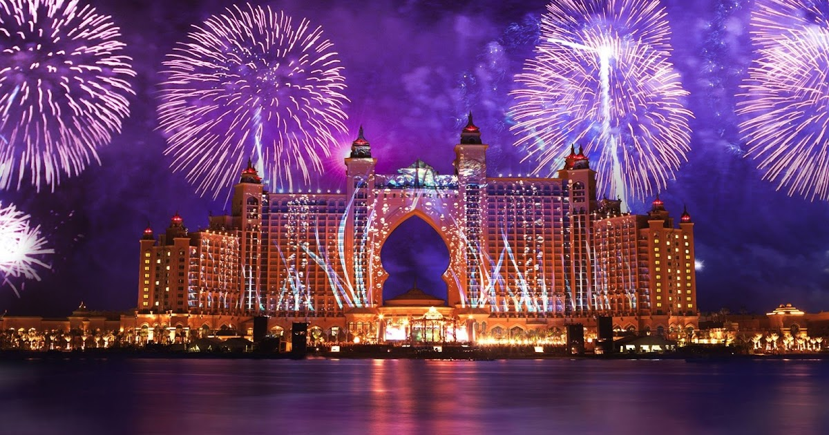 New Years Eve Dubai 2021 Celebration - Countdown - Fireworks - Parties - Hotel Deals - New Years ...