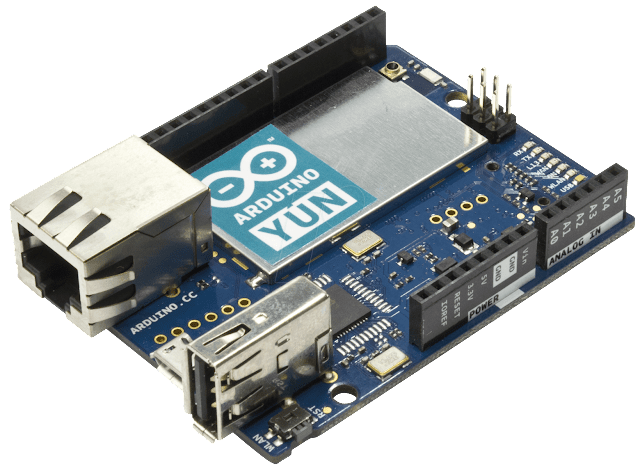 ArduinoYun photo officielle