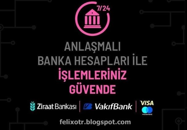 felixo-bankadan-havale-eft-felixo, felixotr, kripto para, bitcoin, bitcoin al, flx coin, flx kazan,