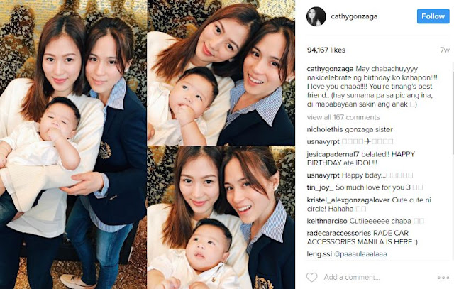 Alex Gonzaga Angers Sister Toni After Doing This to Baby Seve!