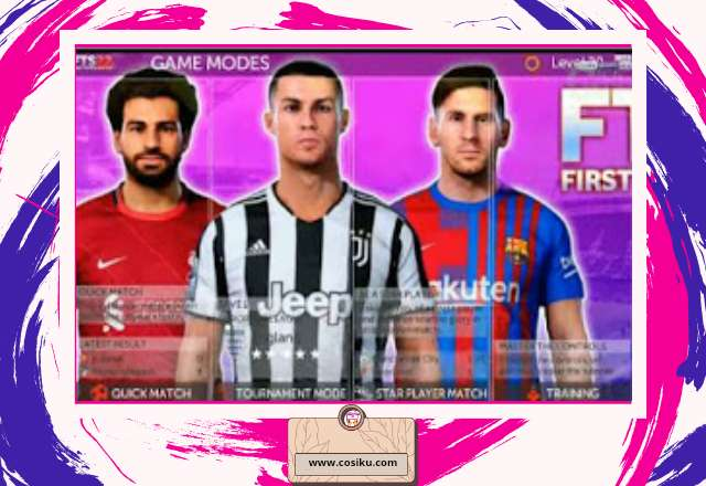 FTS 22 EDITION By Gila Game Apk Data + OBB UPDATE Transfer & Jersey 2021-2022