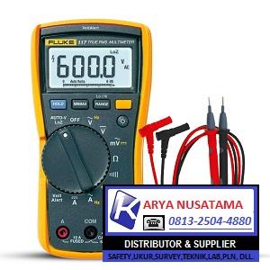 Jual Fluke 117 Electrician's Multimeter di Garut