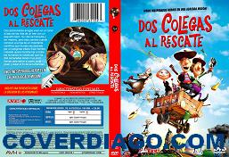 Two buddies and a badger - Dos colegas al rescate