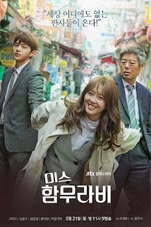 Drama Korea Ms. Hammurabi Episode 1 Subtitle Indonesia