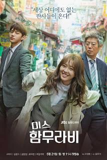 Drama Korea Ms. Hammurabi Episode 1 Subtitle Indonesia