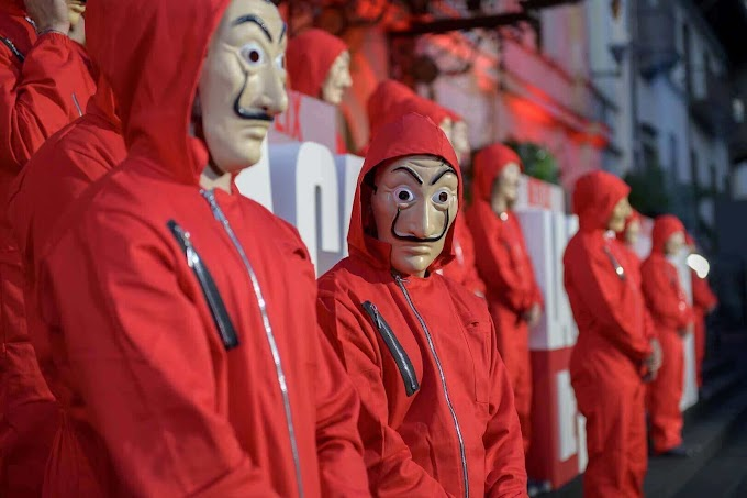 La Casa De Papel: Everything to know about Season 4