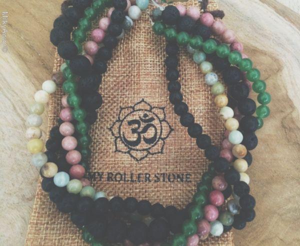 Perles en pierres naturelles My Roller Stone