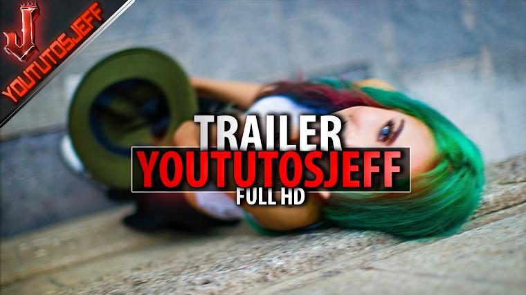 Trailer del Canal - YouTutosJeff | 2016