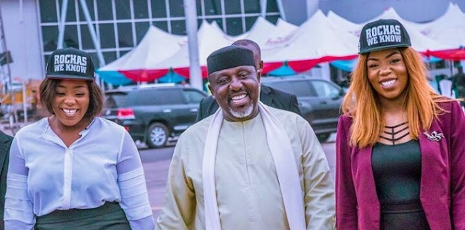 The Ruling Party (APC) May Go With The President 2023 - Sen. Rochas Okorocha