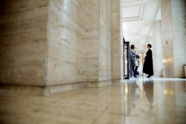 Prawo o ustroju sądów powszechnych — Nowelizacja ustawy zatwierdzona