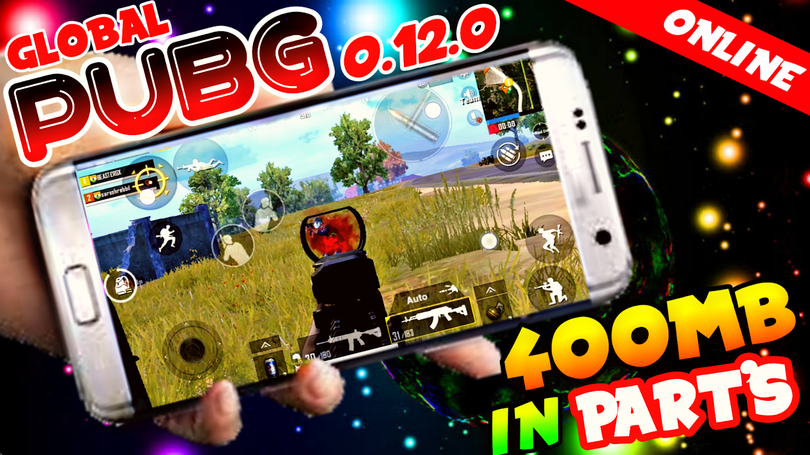 Download Pubg Global 0 12 Update Highly Compressed Apk Data