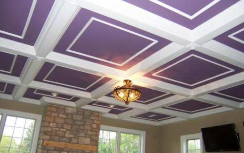 The best coffered ceiling designs ideas and installation 2018 for Coffered ceiling styles