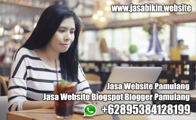 Jasa Website Pamulang - Jasa Pembuatan Website Pamulang
