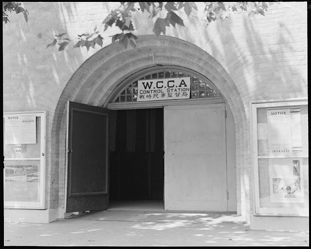WCCA headquarters in Woodland, California, 20 May 1942 worldwartwo.filminspector.com