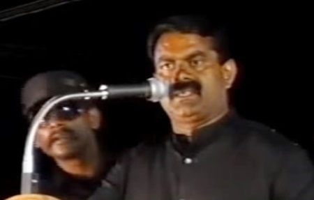 Seeman Speech 23-04-2016 Sivagangai Election Campaign Meeting