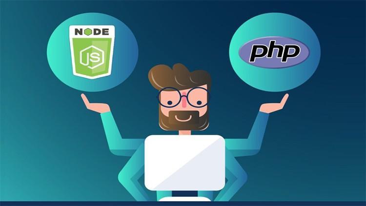 Node Js MongoDb Vs Php Mysql - Build The Same Web Application Udemy course 100% OFF