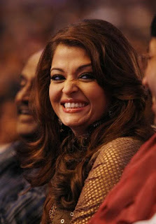 Aishwarya Rai Broadest Smile On An Event