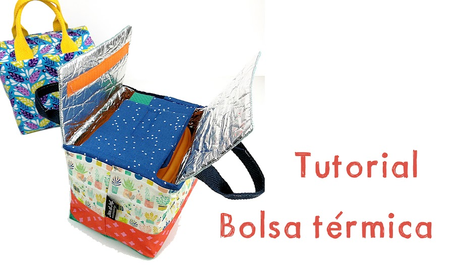Tutorial nevera textil portátil