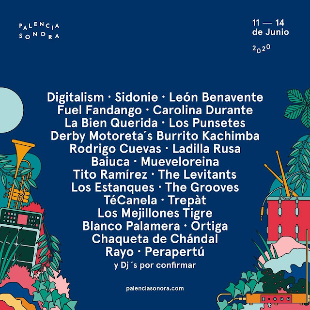 Agenda de giras, conciertos y festivales - Página 2 Palenciasonora20
