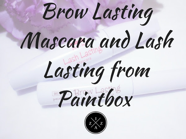 SOMETHING NEW | Brow Lasting Mascara and Lash Lasting from Paintbox by Bench