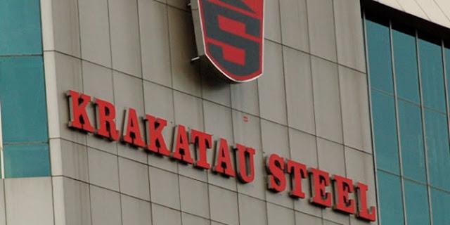 Terbesar Dalam Sejarah, Krakatau Steel Terlilit Utang 40 T Malah Dapat Keringanan 27T