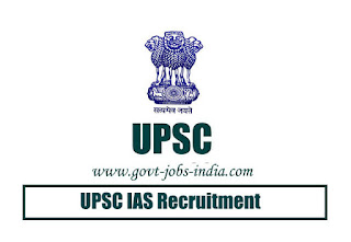 UPSC IAS Notification 2020