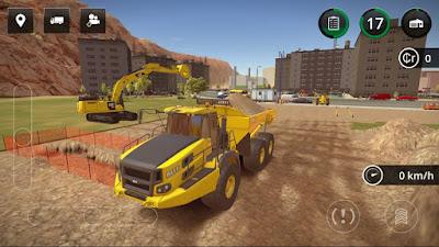 تحميل لعبة Construction Simulator 3 مدفوعة مهكرة للأندرويد