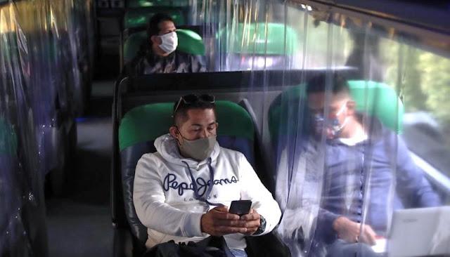 Protocolo para las empresas de transporte y los pasajeros