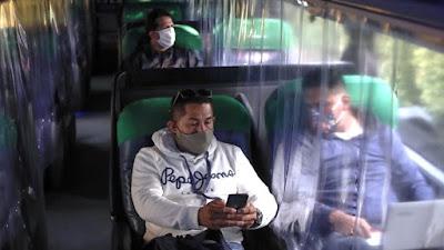 MTC: protocolo que deben cumplir las empresas y los pasajeros que realicen viajes interprovinciales