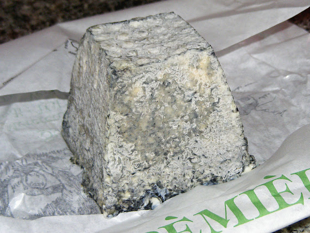 Valencay goats cheese. France. Photo by Loire Valley Time Travel.