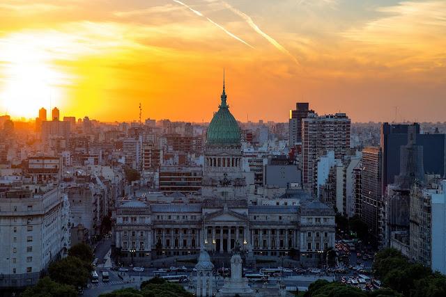 Do Aeroporto Internacional de Buenos Aires (Ezeiza) para o centro da cidade