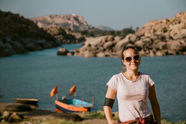 Indie, Karabon voyage, Hampi