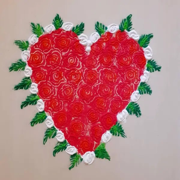 Heart_with_red_rose_rangoli_design