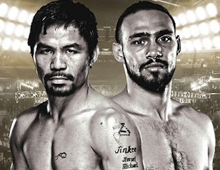 Manny Pacquiao vs. Keith Thurman: Fight date, time, full card.