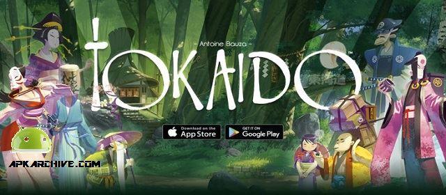 Tokaido v1 Android Masa Oyunu Apk indir