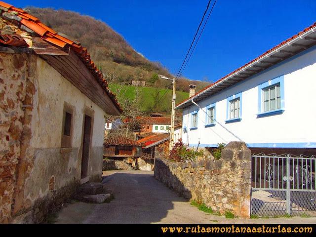 Ruta peña Manteca o Horru: San Esteban