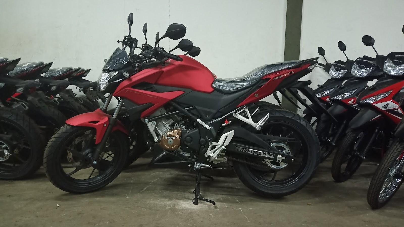 Harga Kredit Motor Honda CB 150R Bekasi dan Sekitarnya