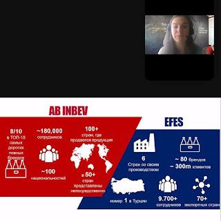 Віртуальний тур БСЦ AB InBev EFES