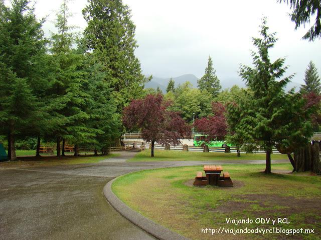 Parque Provincial Shannon Falls.Viajando ODV y RCL  http://viajandoodvyrcl.blogspot.mx