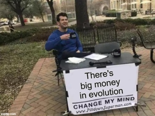While 2020 was dreadful for many people, it was a good year in fake science news made up to promote evolutionism. Many people think those are science.