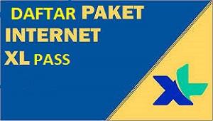 Daftar Paket Internet XL Pass