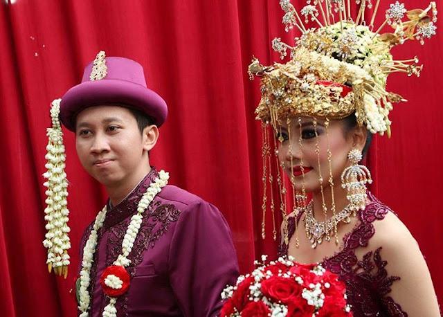 Pakaian Adat Provinsi DKI Jakarta - Pakaian Adat Tradisional Betawi