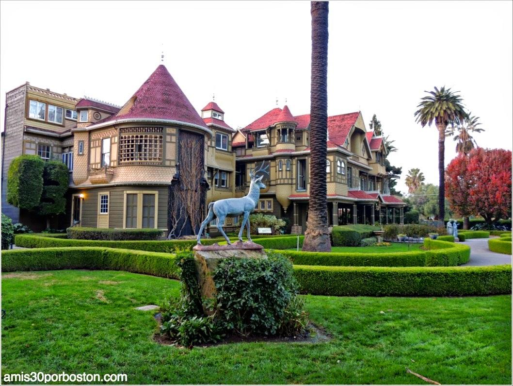 Winchester Mystery House. San José, California