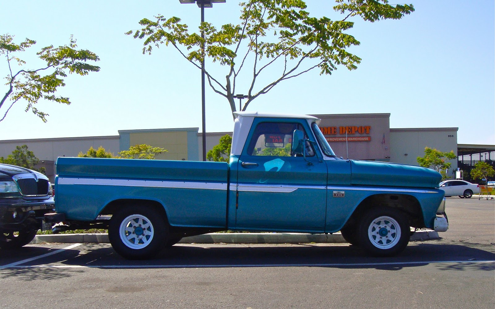 All Chevy chevy c10 wiki : THE STREET PEEP: 1966 Chevrolet C10