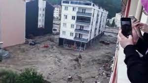 Death toll from floods climbs to 62 in north Turkey