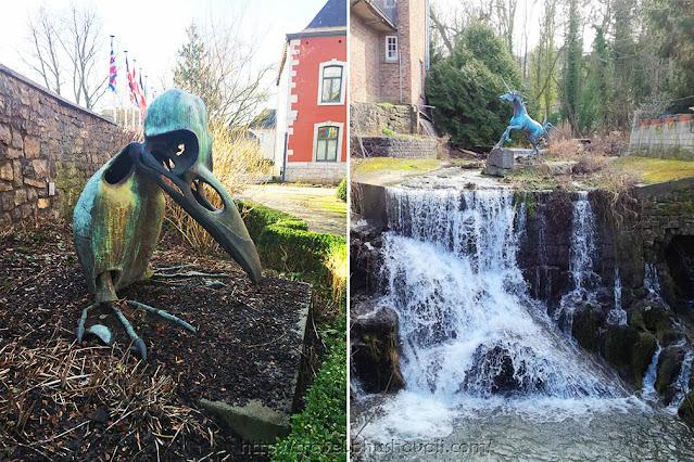 Unicorn sculpture Things to do in Marche-en-famenne